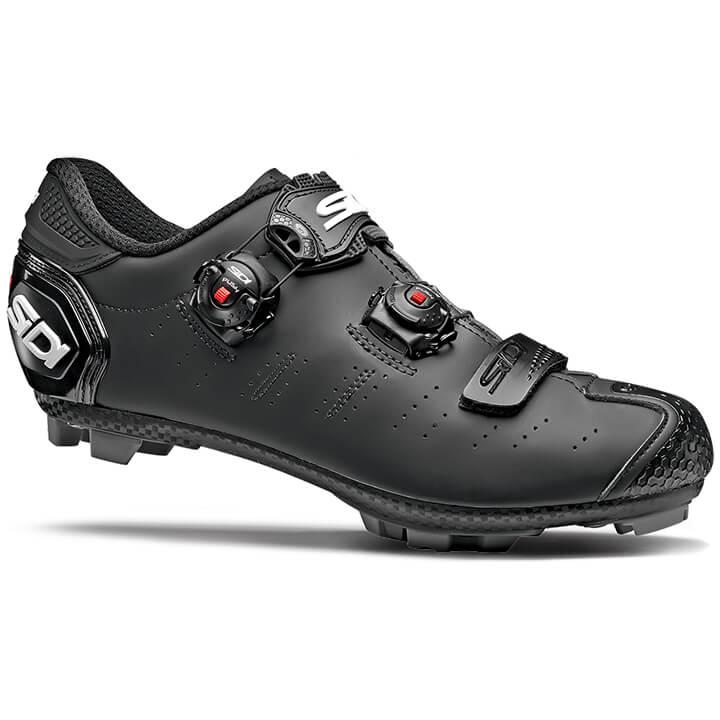 SIDI Dragon 5 Carbon 2020 Zapatillas BTT, para hombre, Talla 41, Zapatillas MTB,