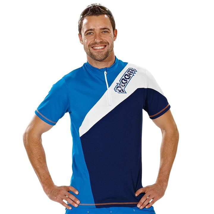 QLOOM Freerideshirt Bramston, für Herren, Größe S, Fahrradtrikot, Radbekleidung