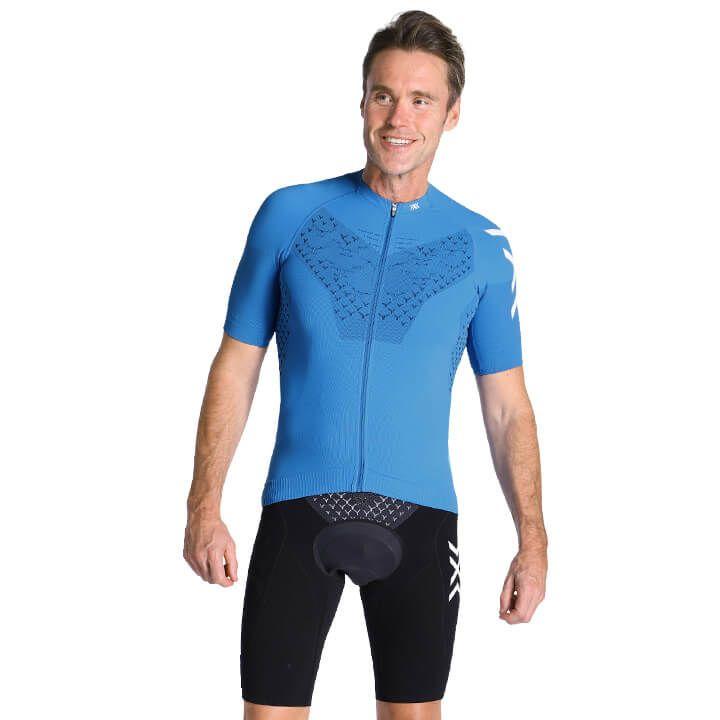 Set (maillot + culotte de ciclismo) X-BIONIC Twyce G2 Set (2piezas), para hombre
