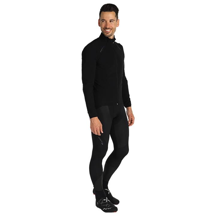 Set (chaqueta de invierno + culotte largo de ciclismo) RH+ Shark Xtrm Set (2piez