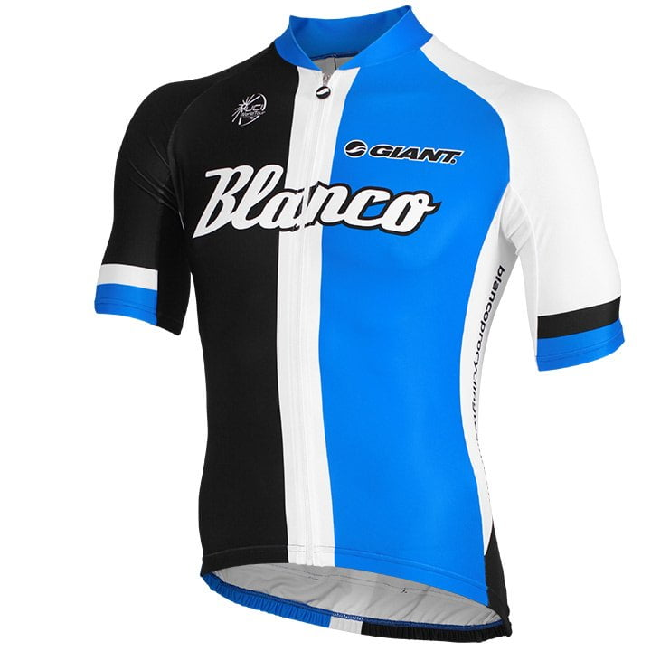 BLANCO PRO CYCLING Race 2013 Kurzarmtrikot, für Herren, Größe M, Fahrradtrikot,