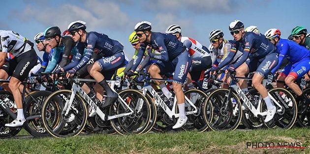Tour de France 2021 Peleton Alpecin-Fenix