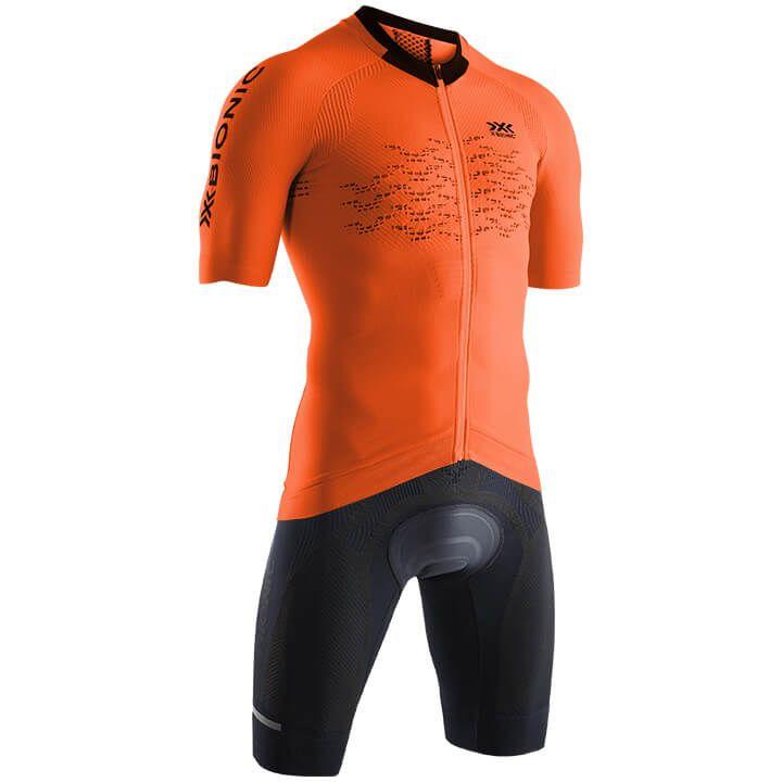 Set (maillot + culotte de ciclismo) X-BIONIC The Trick G2 Set (2piezas), para ho