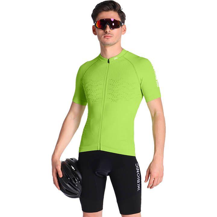 Set (maillot + culotte de ciclismo) X-BIONIC Effektor G2 Set (2piezas), para hom