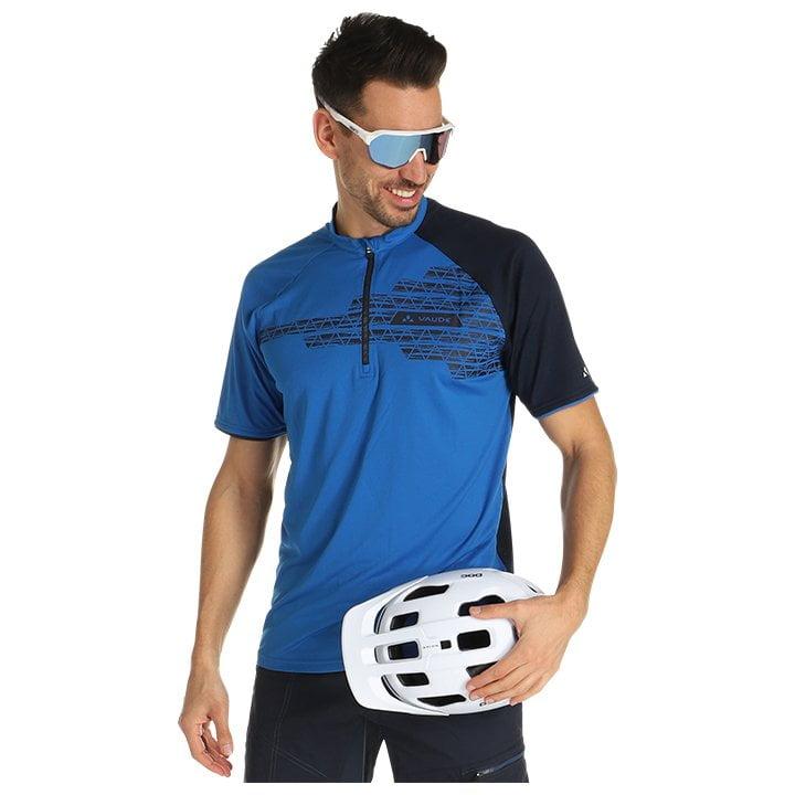 VAUDE Fietsshirt Altissimo bikeshirt, voor heren, Maat M, Fietsshirt, Fietskledi