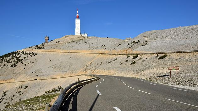 Mont Ventoux Frankreich Tour de France 2021