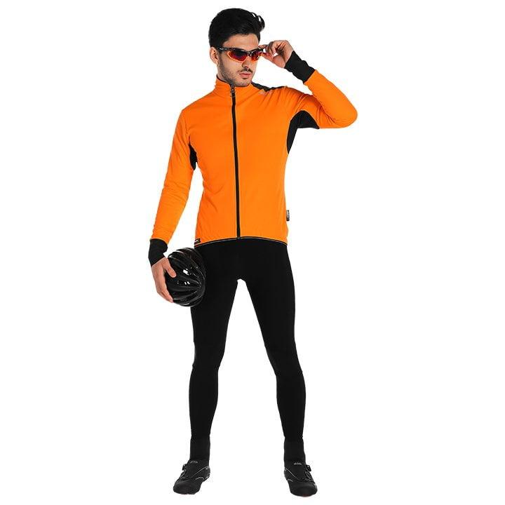 Set (chaqueta de invierno + culotte largo de ciclismo) SANTINI Vega Xtreme Set (