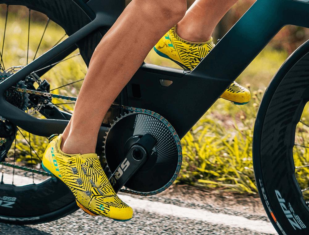 Klickpedal SPD-SL Triathlon Schuhe Scott