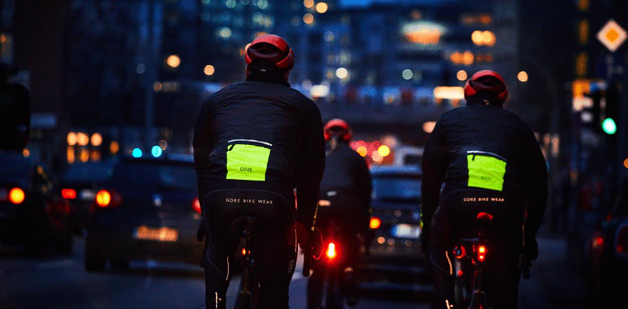 Sichtbarkeit-reflektierende-Fahrradbekleidung-Gore-Wear