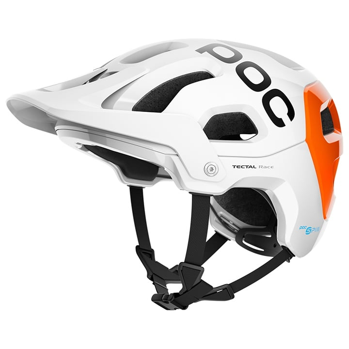 POC Tectal Race Spin NFC 2021 Casco BTT, Unisex (mujer / hombre), Talla M-L