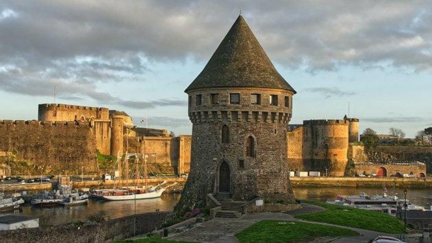 Pont de Recouvrance Brest Tour de France 2021