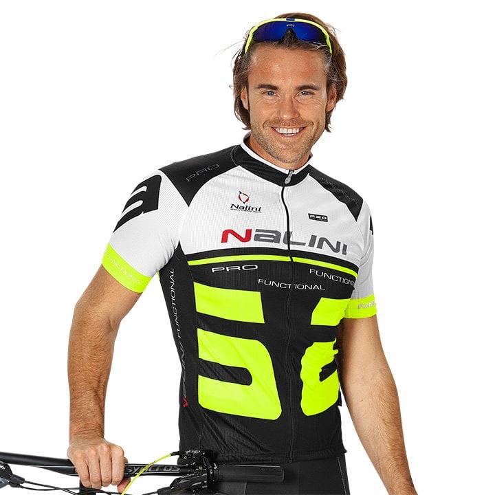 NALINI PRO Bao Kurzarmtrikot, für Herren, Größe S, Fahrradtrikot, Radbekleidung