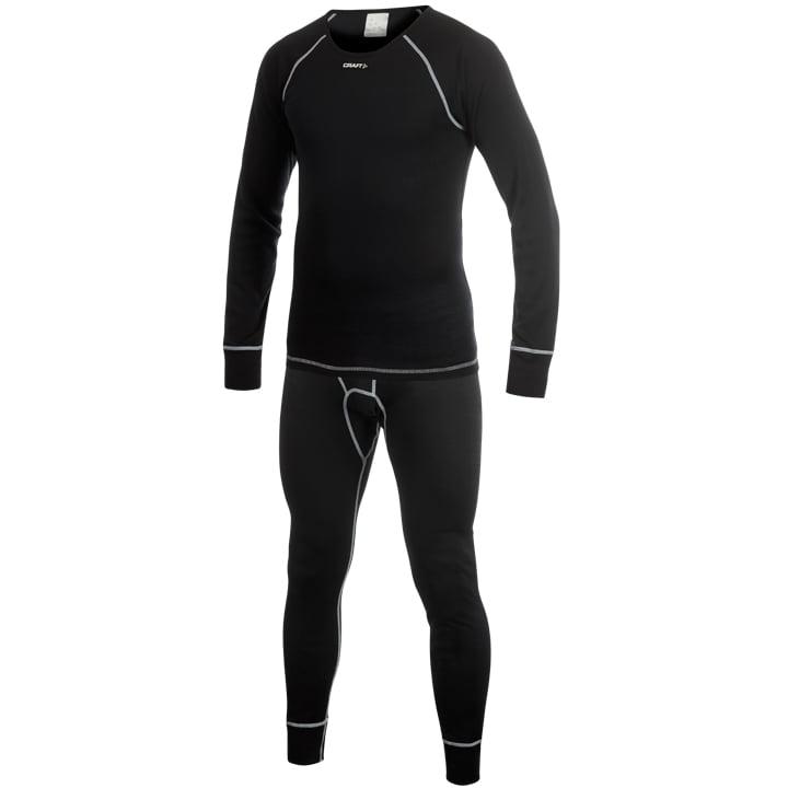 CRAFT Unterwäscheset Keep Warm Multi 2-Pack, für Herren, Größe S
