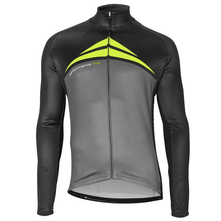 Fietsshirt, BOBTEAM Fietsshirt met lange mouwen Performance Line fietsshirt met