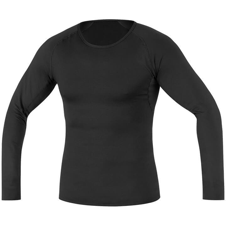 GORE WEAR Langarm-M Thermo Radunterhemd, für Herren, Größe XL